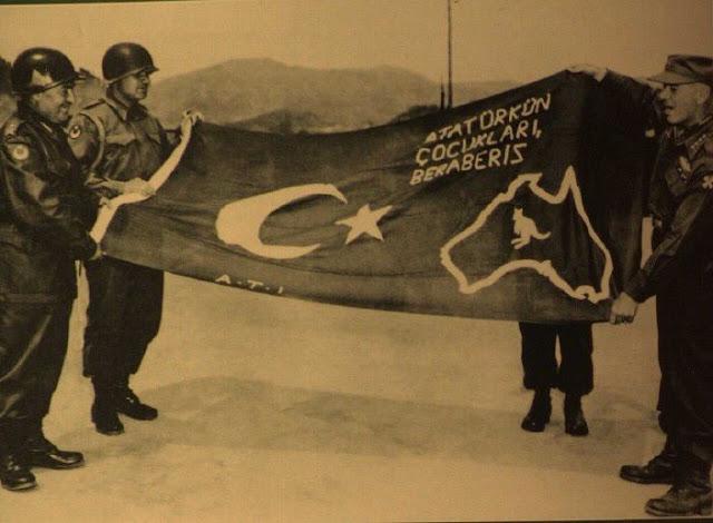 Türk Askerlerine Kore Hatırası: Atatürk'ün Çocukları