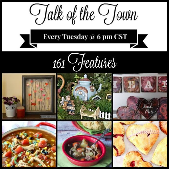 Talk Of The Town Party 161 Features