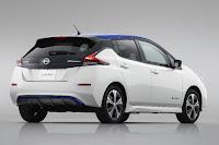 Nissan Leaf (2018) Rear Side