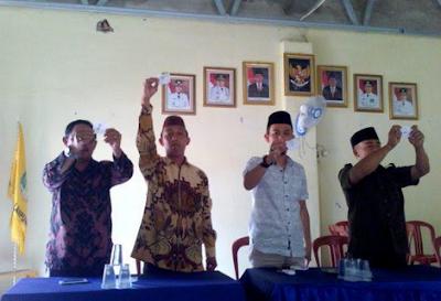 Ini Nomor Urut Calon Kepala Desa Negara Nabung Lampung Timur
