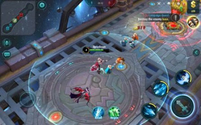 Download Mobile Legends: Bang bang Apk Mod Hacked