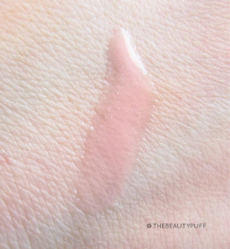 eleve cosmetics lip amp paris swatch - the beauty puff