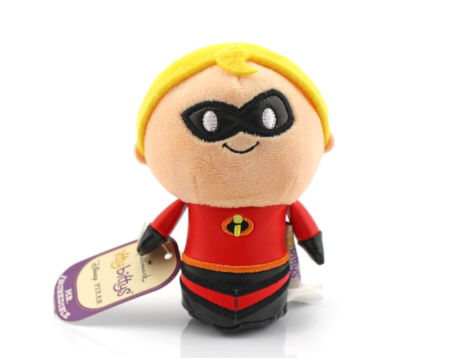 pixar the incredibles itty bittys hallmark
