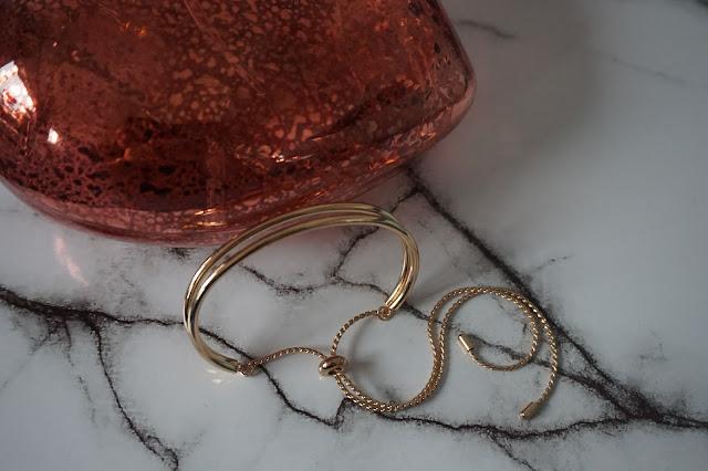 New Look Sale Bracelet. Gold