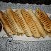 لفائف الخبز العربي بحشوة لديدة جدا و كفكرة سريعة لمائدة العشاء