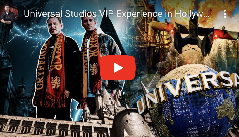 Universal Studios VIP Experience in Hollywood