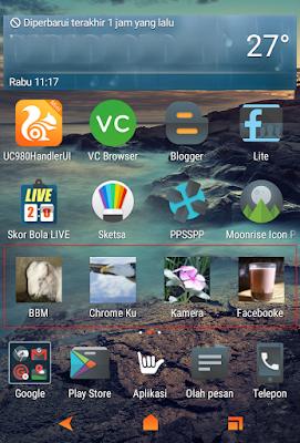 Cara Mengganti Icon/Logo Aplikasi Android