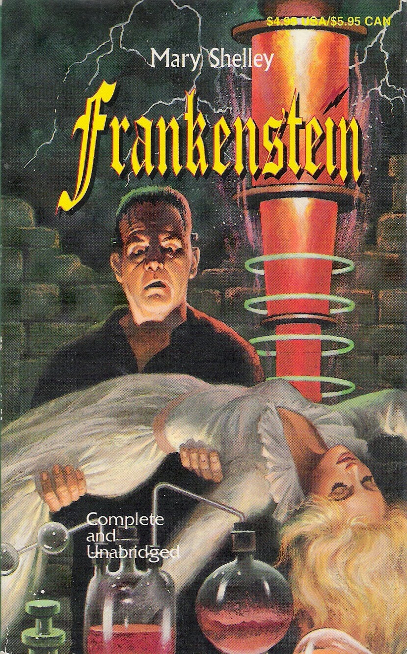 the hard time with response on frankenstein by mary shelley Response to young frankenstein 12 december but that would have ruined the gothic element of darkness and mystery which mary shelley illustrated numerous accent that makes it very hard to understand him and he has a prosthetic arm that always gets stuck and gives him a hard time.