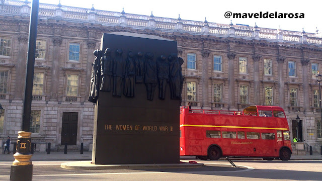 Monument to the Women of World War II LONDON