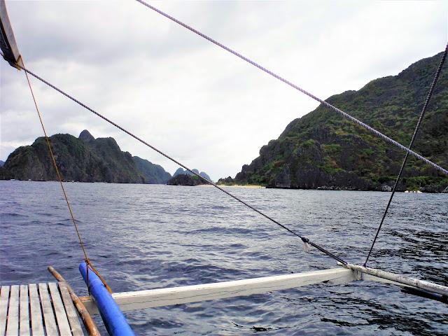 island hopping el nido palawan philippines