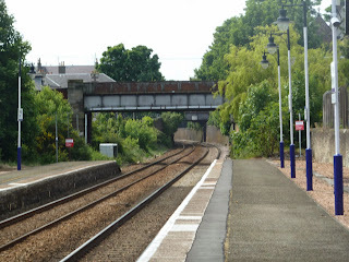 Broughty Ferry Station Platforms