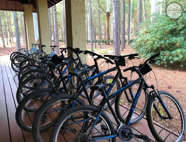Carmelo Resort & SPA bike