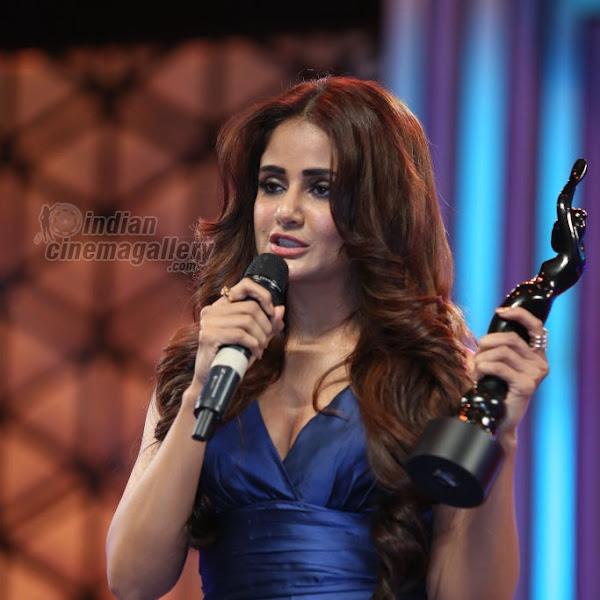 Parul Yadav latest photos from 63rd South Filmfare Awards 2016