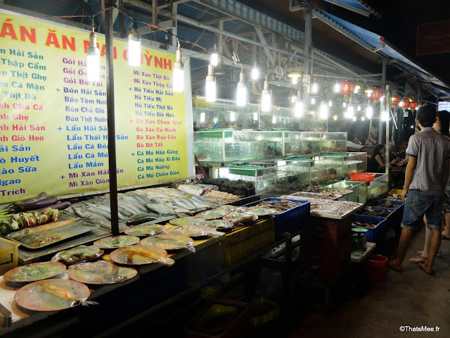 night market phu quoc vietnam