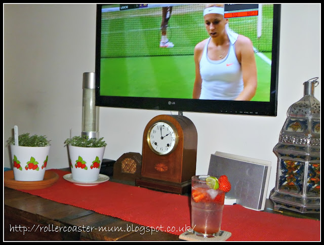 Wimbledon cocktails #cbias