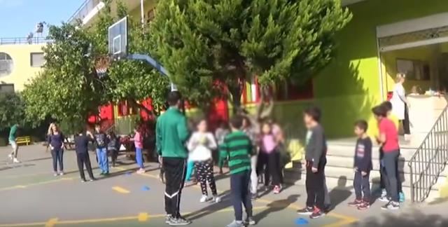 Στα ιδιωτικά εκπαιδευτήρια Μαλτέζου οι παίκτες του Διομήδη (βίντεο)
