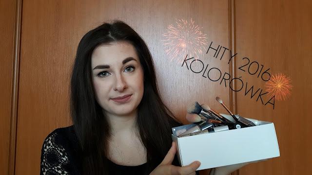 HITY&ODKRYCIA KOSMETYCZNE 2016 | ULUBIEŃCY ROKU - KOLORÓWKA