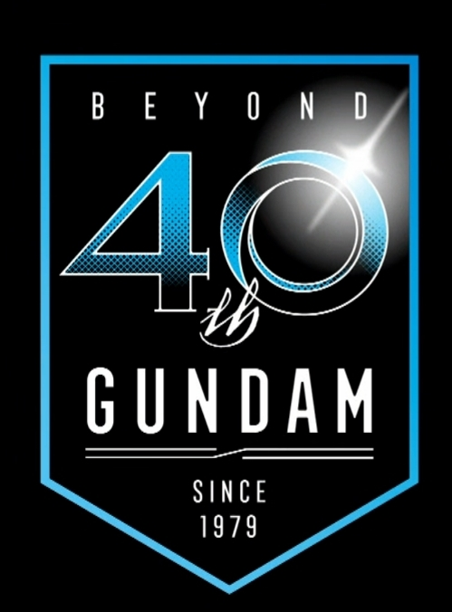 GUNDAM 40TH ANNIVERSARY