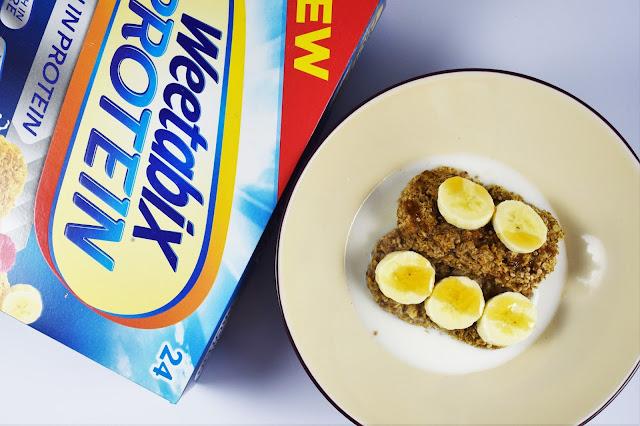 Weetabix Protein With Banana