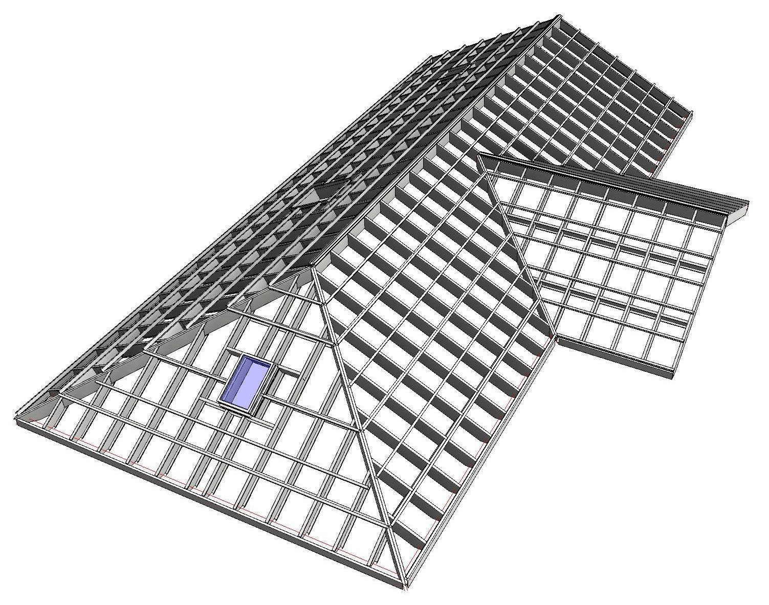 Revit Add Ons Metal Framing Roof Turbocharger For