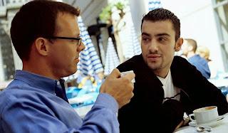 Smith conversa com Matt