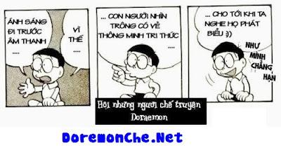 Ảnh Doremon Chế - Nobita Thánh FA
