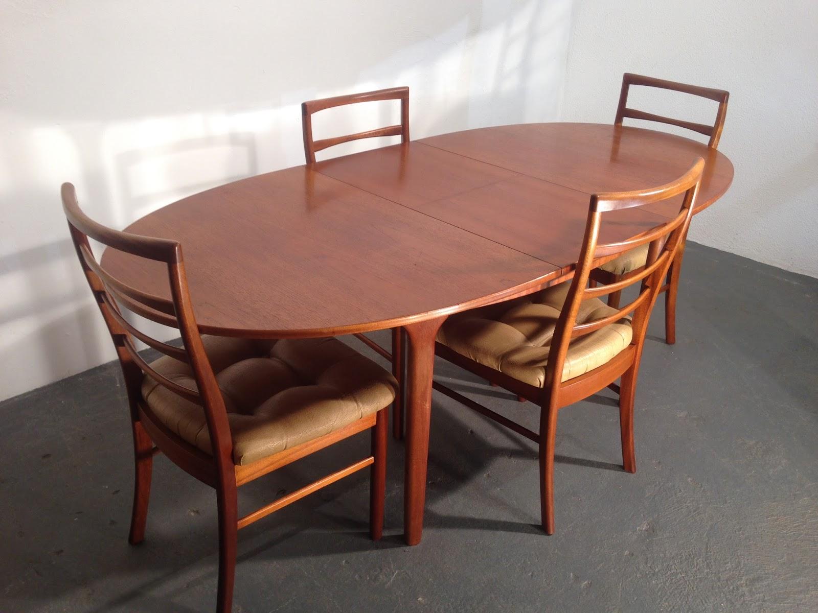 retro dining chairs ireland chair bed sleeper ikea ocd vintage furniture mcintosh set