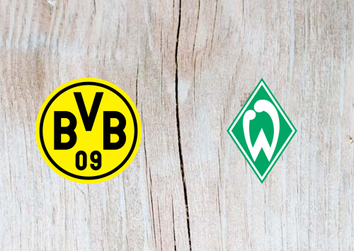 Borussia Dortmund vs Werder Bremen Full Match & Highlights 5 February 2019