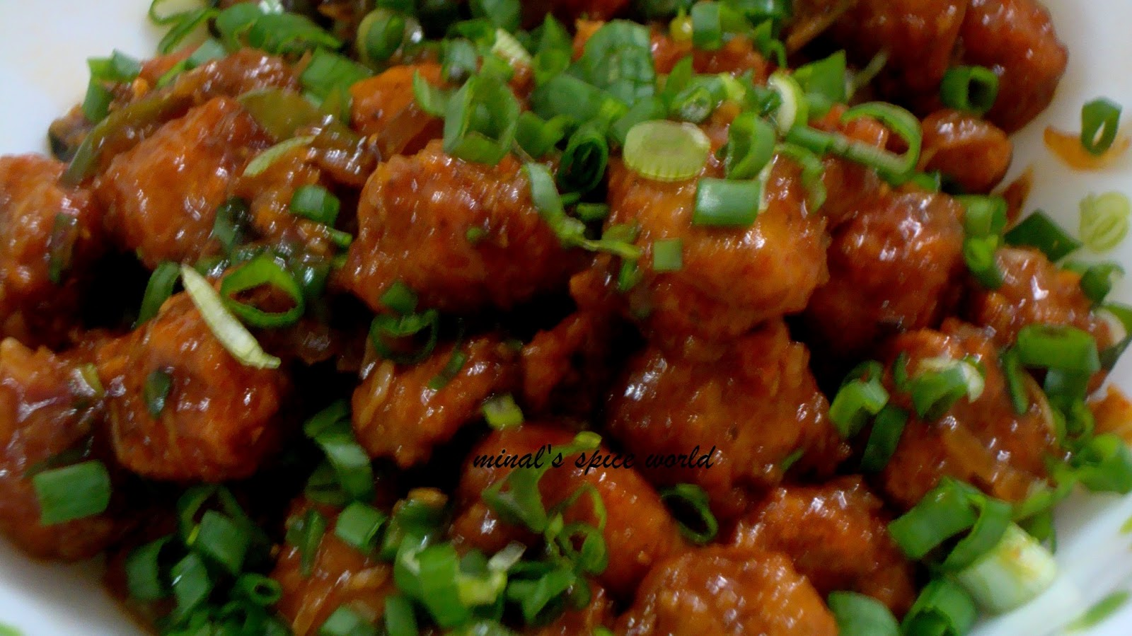 Best Spicy Chinese Food Dish