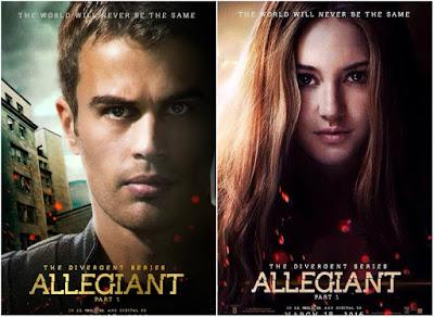 Film Allegiant 2015