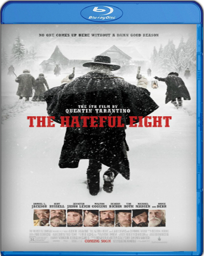 The Hateful Eight [BD50] [2015] [Latino]