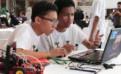 Daftar Juara Kompetisi Robotik Madrasah 2016