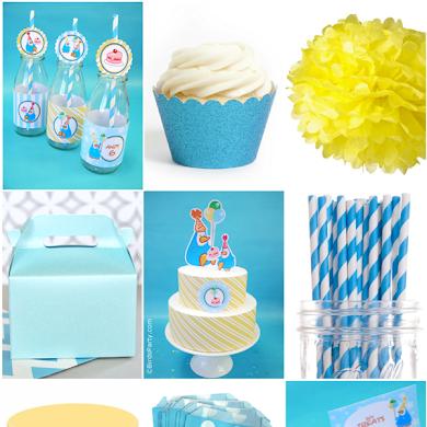 Idées de fêtes d'anniversaire enfants thème pingouin