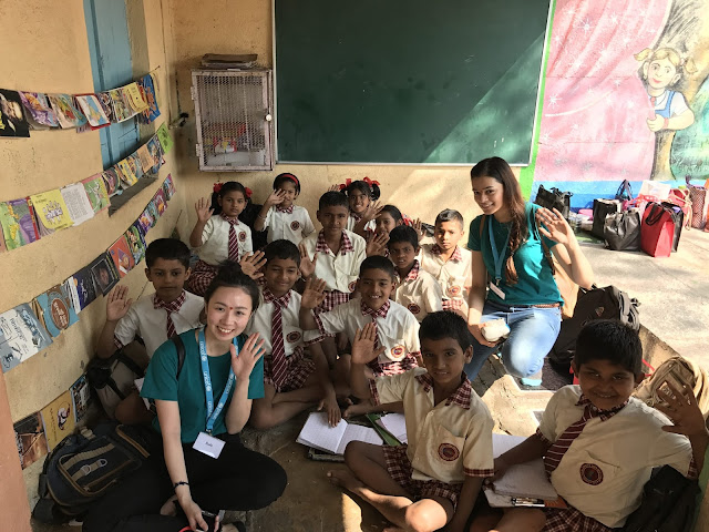 Change for Good in India with Cathay Pacific and UNICEF HK