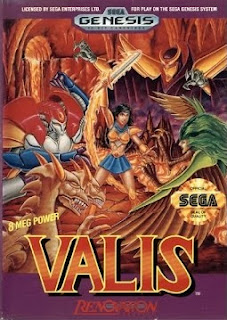 Valis: The Fantasm Soldier (BR) [ SMD ]
