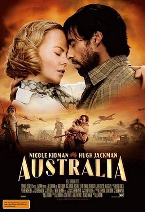 Austrália com Nicole Kidman e Hugh Jackman: eu vi