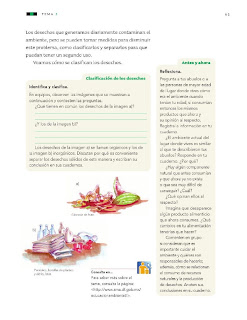 Apoyo Primaria Ciencias Naturales 3ro Grado Bloque II Tema 3 La importancia del cuidado del ambiente