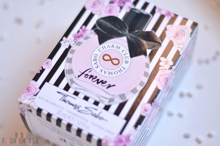 Thomas Sabo Parfum Forever Verpackung nah