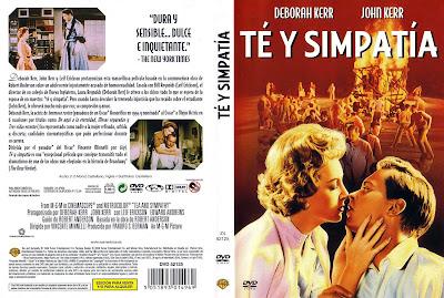 Carátula dvd: Té y simpatía