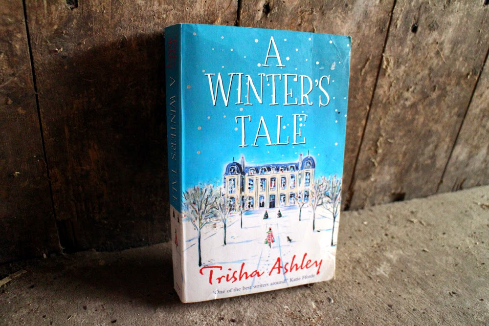 A Winter's Tale by Trisha Ashley//Iben Jakobsen
