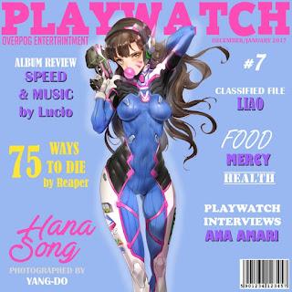 playwatch dergisi oku