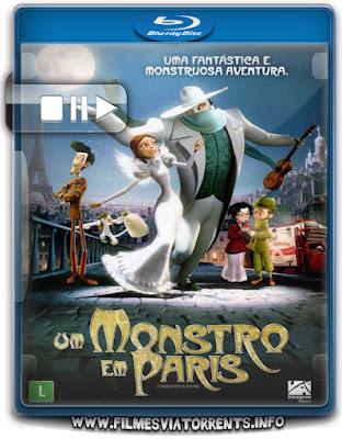 Um Monstro em Paris Torrent