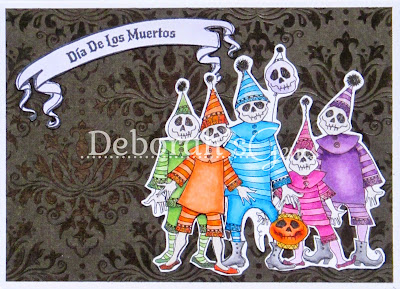 Dia De Los Muertos - photo by Deborah Frings - Deborah's Gems