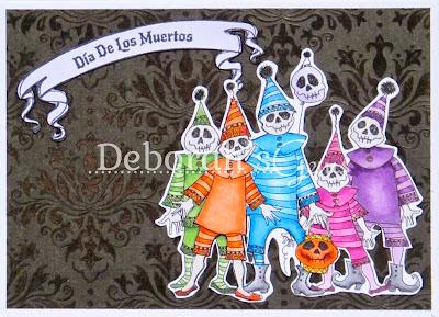 Dia De Los Muertos - photo by Deborah Frings - Deborah's Gems