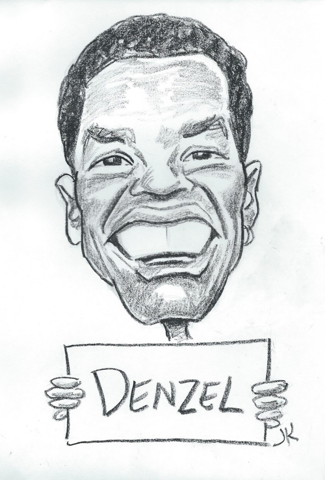 Not Your Usual Caricature Artist: The King of Broadway