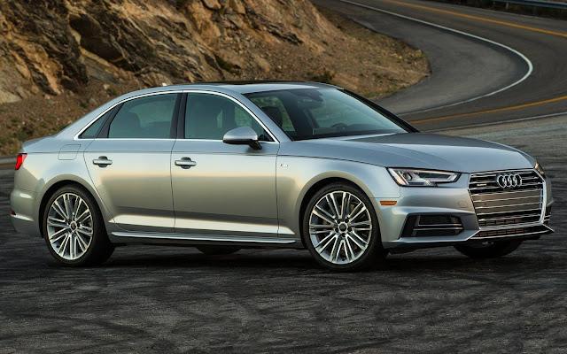 Audi convoca A4 para recall por defeito no para-brisa