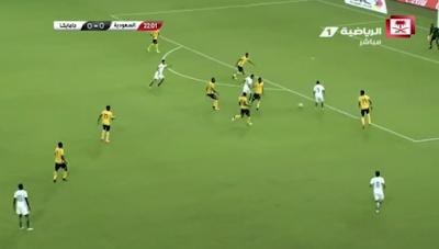 فيديو :  السعودية تمطر شباك جامايكا فى مباراة ودية اليوم السبت 07-10-2017