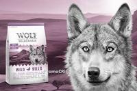 Logo Diventa tester Premium crocchette per cani Wolf of Wilderness