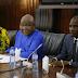 Haruna, Speaker Oquaye smoke peace pipe following 'elders' intervention