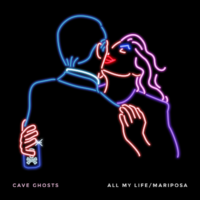 Cave Ghosts All My Life Single Mariposa